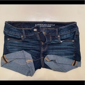 Girls American Eagle  jean shorts